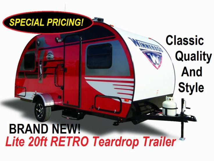 2016 Winnebago Winnie Drop 1780WD TEARDROP for sale  - Colorado Springs, CO | RVT.com Classifieds