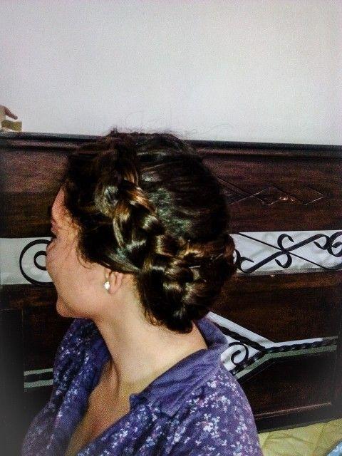 #tranza #braids #braidedcrown #coronadetrenza