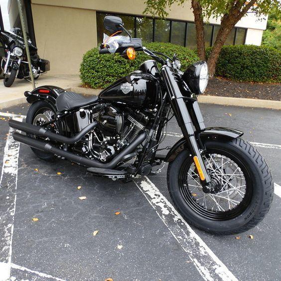 Harley-Davidson FLSS  Softail Slim