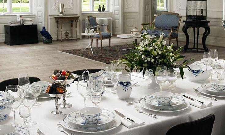 Table Settings - RoyalCopenhagen.com