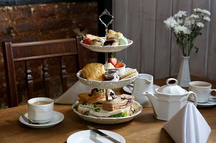 10 best places for afternoon tea in Berkshire: Monday, August 10 to Sunday, August 16 is officially Afternoon Tea Week - check out where you can bag miniature sandwiches and a brew
