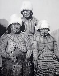 Selknam People in Tierra Del Fuego Photos By Martin Gunside taken in 1923