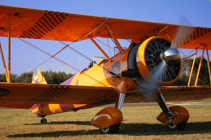Boeing Stearman puzzle in Aviation jigsaw puzzles on TheJigsawPuzzles.com. Play full screen, enjoy Puzzle of the Day and thousands more.