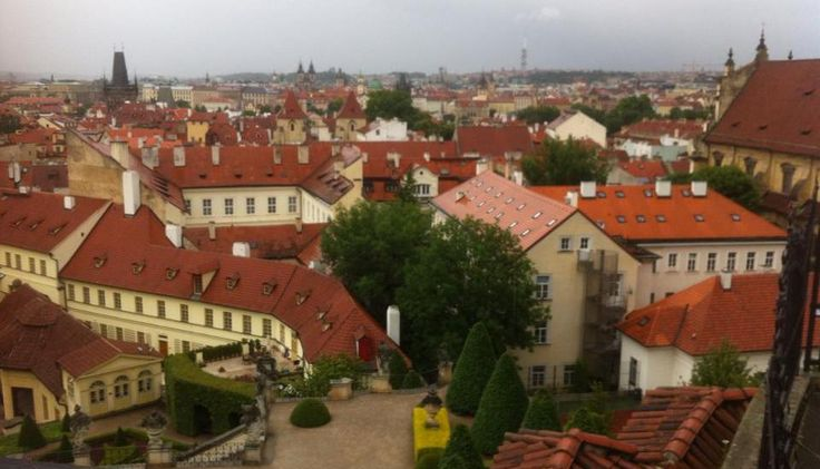 I wrote a statement of interest to get into exchange in Prague--this won me a $1500 bursary! Read it here.