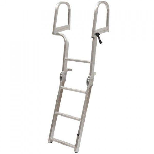 4 Step Folding Pontoon Ladder