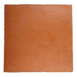 Terre cuite Lisse Rouge  La gamme Lisse se caractérise par ses nuances de couleurs sable rosé, rouge et marron sienne. Pour une ambiance chaleureuse, nous vous conseillons le mélange 50% sable et 50% rosé. - Ecologique et naturelle - Idéal pour plancher chauffant - Simple à poser, facile d'entretien, très résistant Dimensions : 20x20x2, 30x30x2, 20x40x2, 22x22x1.5