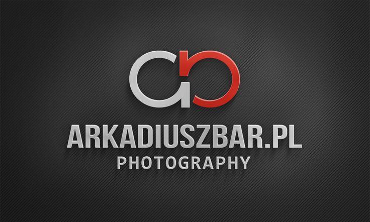 2014, Logo for photographer Arkadiusz Bar, webgrafika.pl