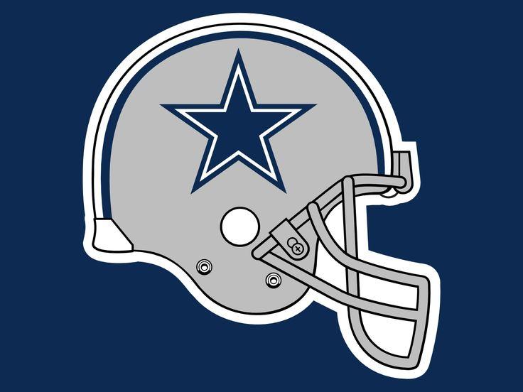 Dallas Cowboys Blue Helmet Background Wallpaper American