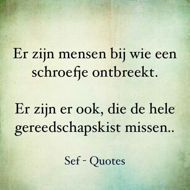 Schroefje...