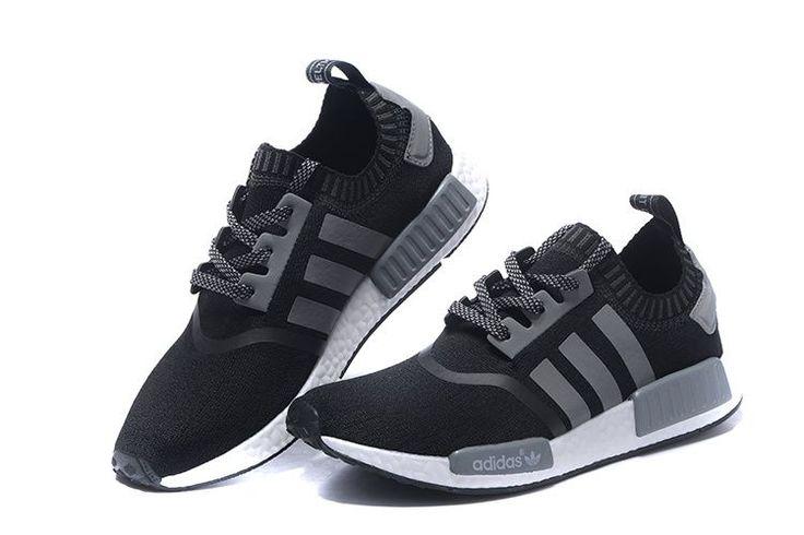 Adidas Originals NMD Runner Primeknit Men Running Shoes 0018