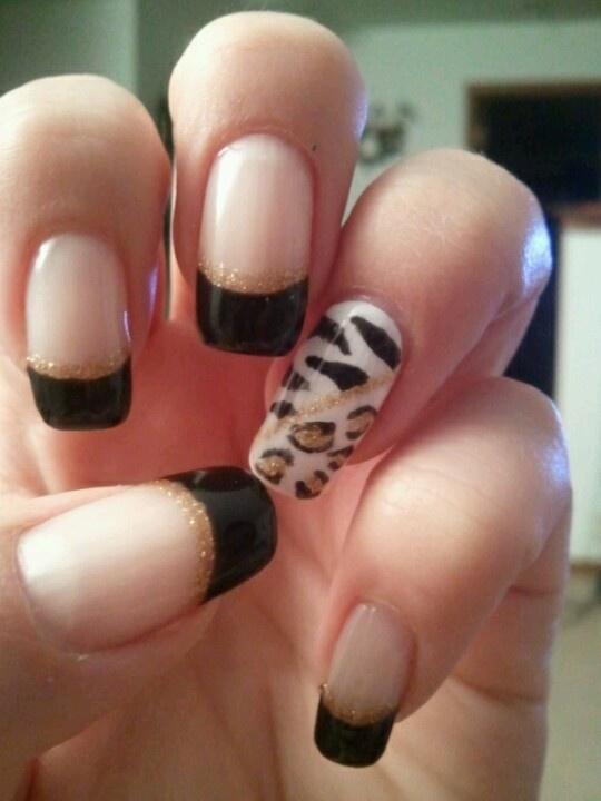 More shellac nails