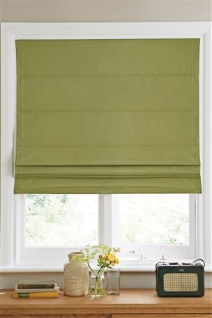 Fern Twill Roman Blind Window Coverings Pinterest