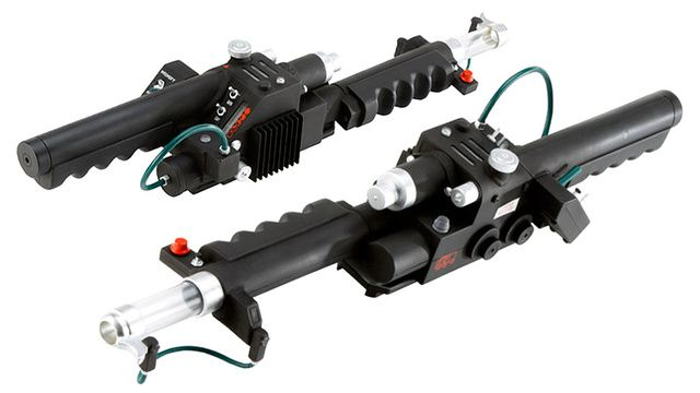 Mattel's Ghostbusters Neutrino Wand Prop Makes Us Wish Ghosts Were Real