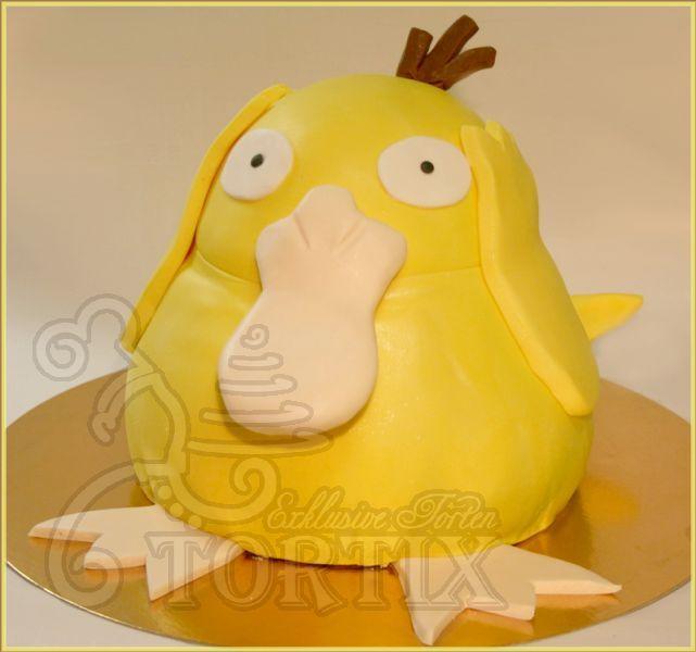 Torte Pokemon Enton / Cake Psyduck