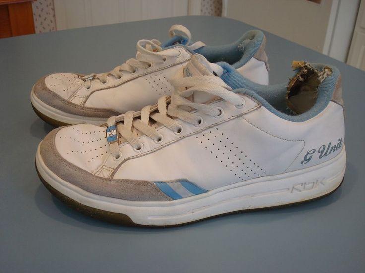 Reebok G Unit Tennis Shoes Sneakers Men's/Jr  Size 8.5 #Reebok #AthleticSneakers