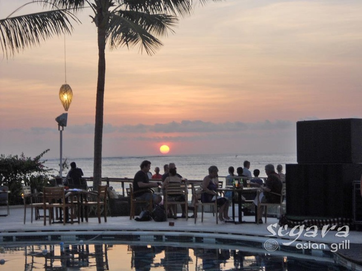 Segara Asian Grill Located beach front Discovery Shopping Mall, next to Discovery Kartika Plaza Hotel Jl Kartika Plaza, kuta Bali 80361 Indonesia phone : +62 361 769 755 email : mailto:reservatio... www.segaraasian.com www.facebook.com/... www.youtube.com/... Google+ : SegaraAsian Grill Twitter : @SegaraAsianGrill