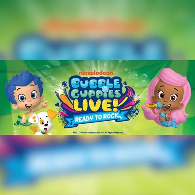 Last chance to see the premier of Bubble Guppies! Get your tickets today for this weeks show. #bubbleguppieslive #topeka #topekakansas #topcity #visittopeka #childrenstheatre