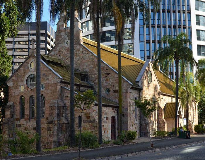All Saints Anglican Church Brisbane