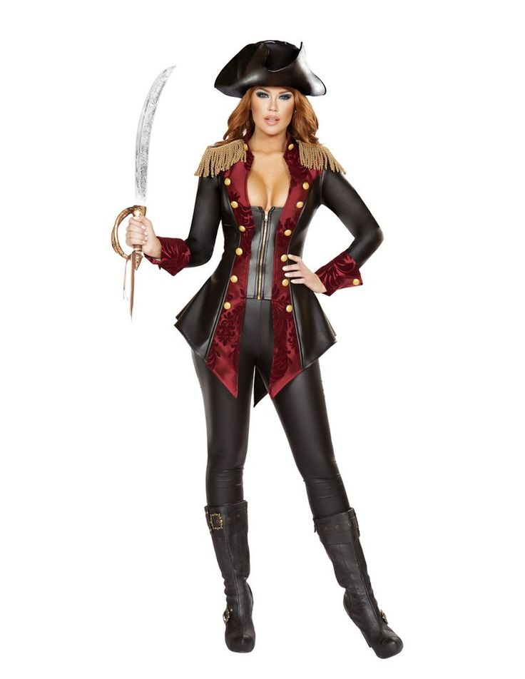 Adventurous Pirate Babe – Charmed Costumes
