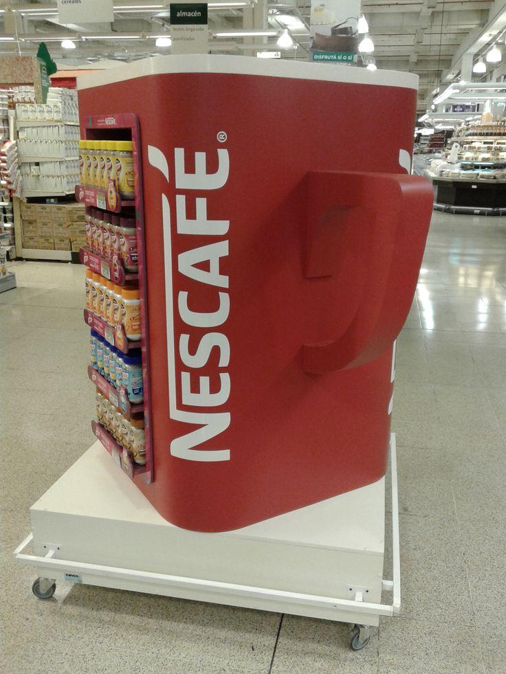 NESCAFE - Isla RED MUG