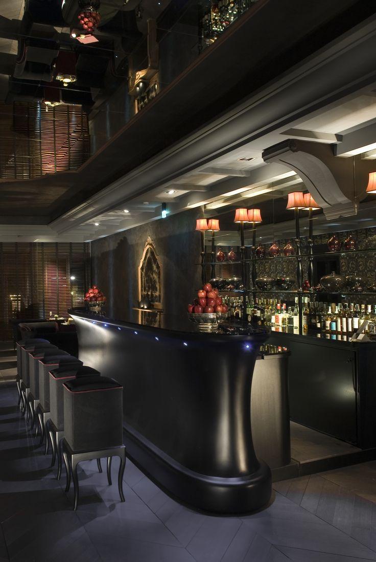 89 best Bar & Lounge Designs images on Pinterest | Bar designs, Bar ...
