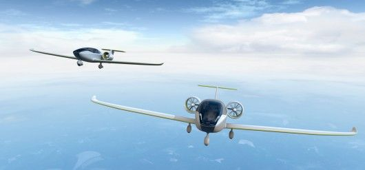 E-Fan electric aircraft makes first public flight