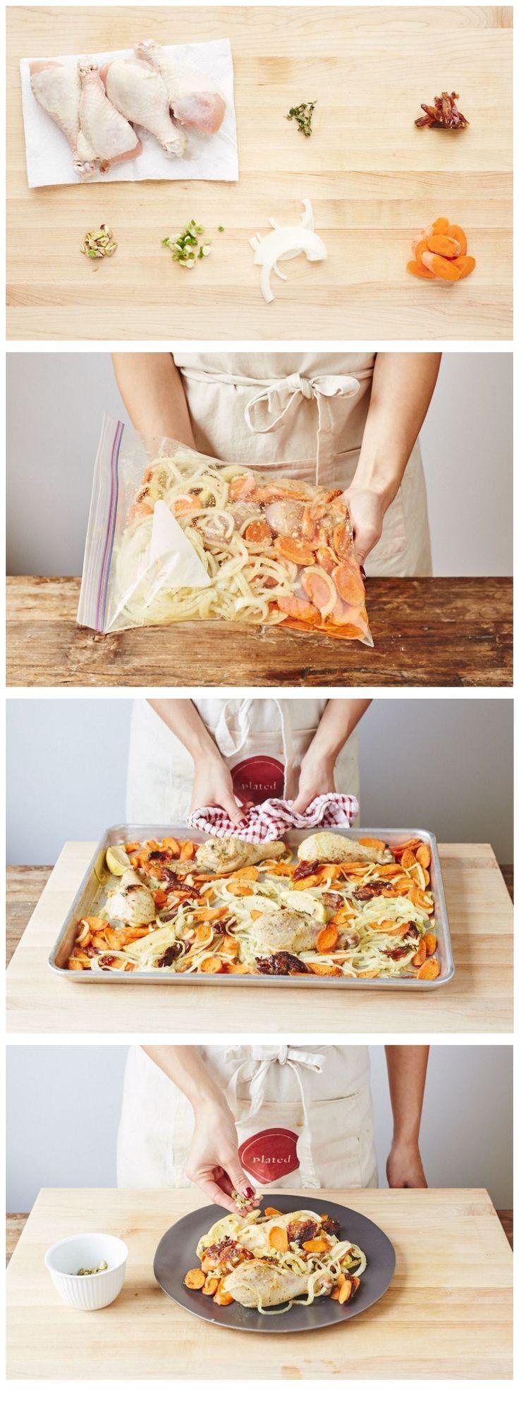 Menu Jul 15 - Jul 21 & 44 best Chicken Recipes images on Pinterest | Weeknight recipes ...