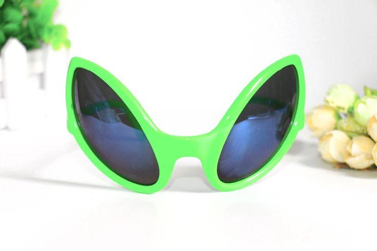 Забавный чужой ну вечеринку очки материал пк солнцезащитные очки и маска для день рождения и фестиваль ну вечеринку поставляет украшения