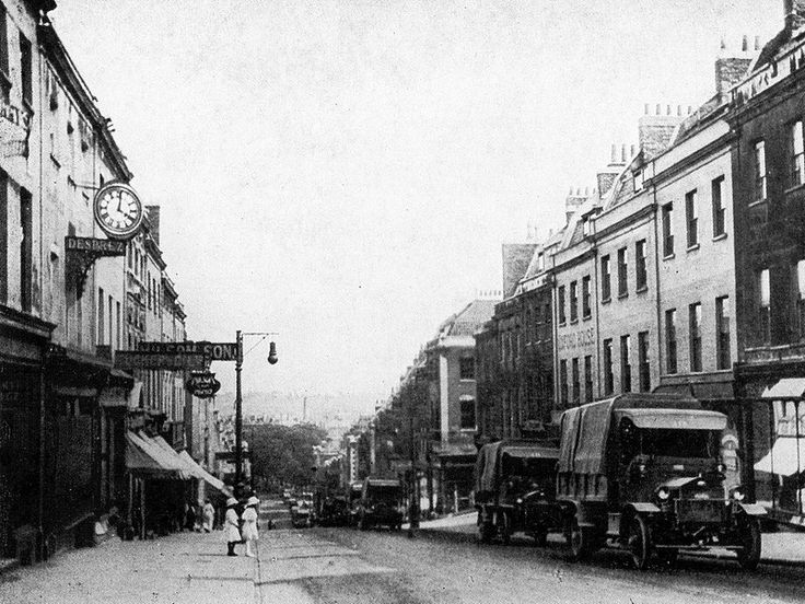 1914-18 Park Street, Bristol