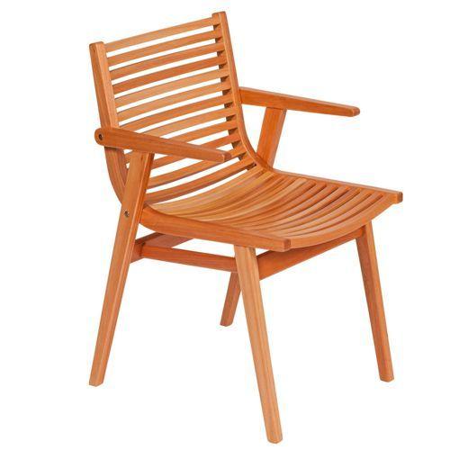 BU-1624 BURITI  silla con brazos