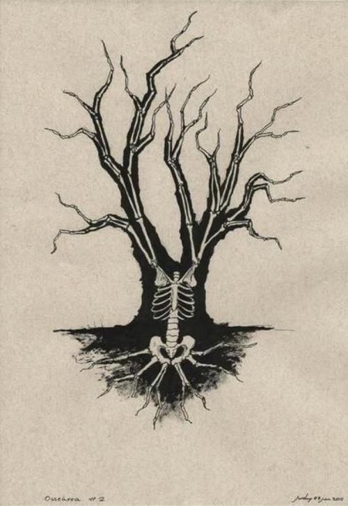 Evil tree of knowledge of good evil tattoos for Tree of knowledge of good and evil tattoo
