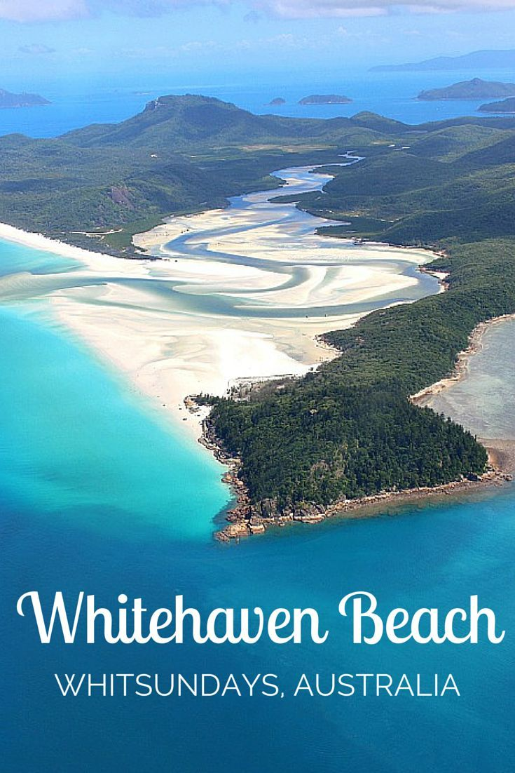Australia's Whitehaven Beach is regularly rated one of the world's top beaches, and boasts sparkling silica sand.