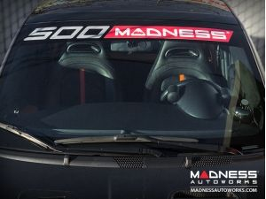 Windshield Banner - 500 MADNESS