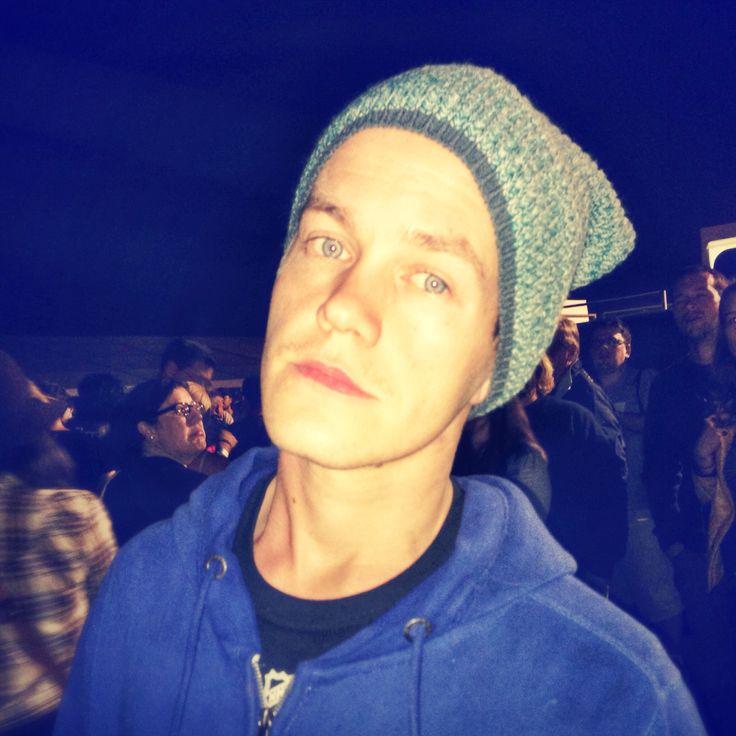 My blue eyed boy. x