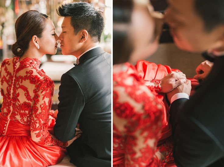This series of pre-wedding photos captured by Munkeat Photography sees a couple traversing western Malaysia to show us different facets of their relationship. Shaun and Vivian look like they feel right at home in the intimate snaps taken at Sekeping Victoria, and get all glammed up at Eastern & Oriental Hotel and M Boutique Hotel.