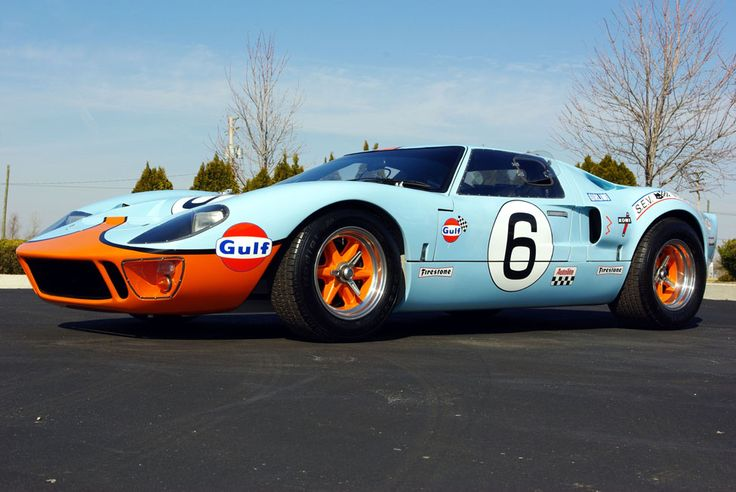 ford gt40 rival of ferrari in the epic battles of classic le mans classic steel pinterest ford gt40 le mans and the ojays - 1966 Ford Gt40 Gulf