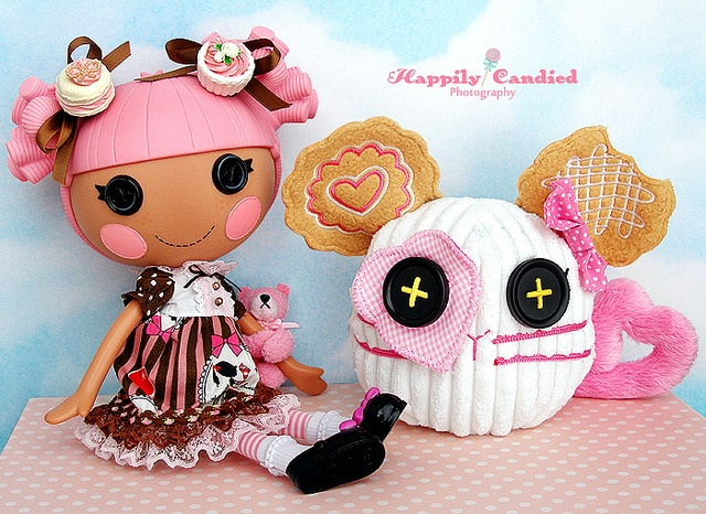 customized lalaloopsy doll. so cute