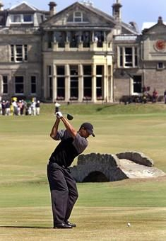 The life and career of Tiger Woods  St Andrews