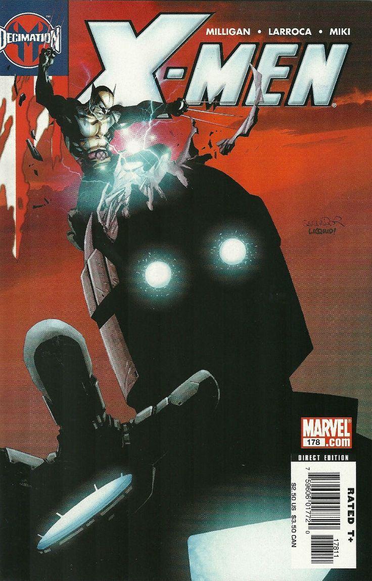 Pics photos description from nick jr favorites vol 2 dvd wallpaper - X Men 178 Vol Ii 2005 Marvel Comics Writer