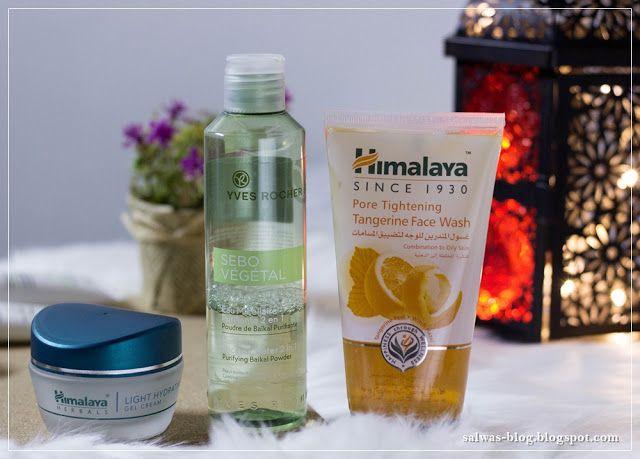 رمضان 1439 هـ روتيني اليومي للعناية ببشرتي Face Wash Shampoo Bottle Hand Soap Bottle