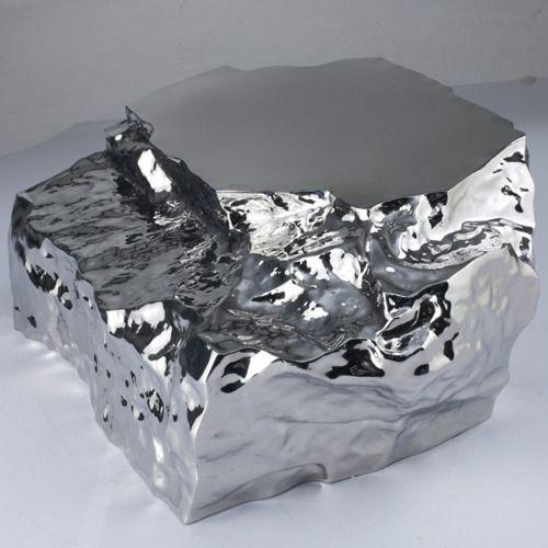 An analysis of the mercury liquid metal