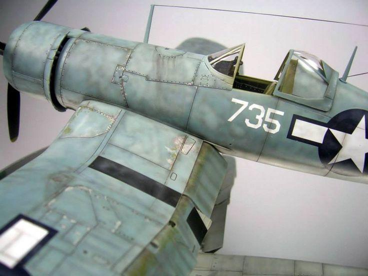 Vought F4U-1 Corsair®