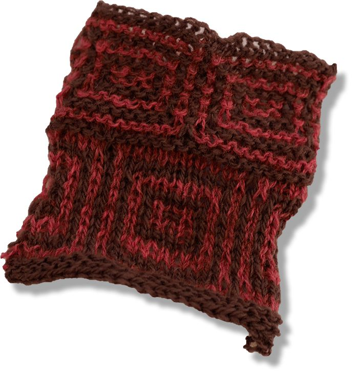 strikkeproeve