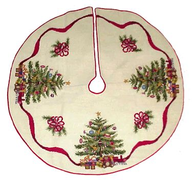 Christmas Tree Skirts by Barnacle Bill