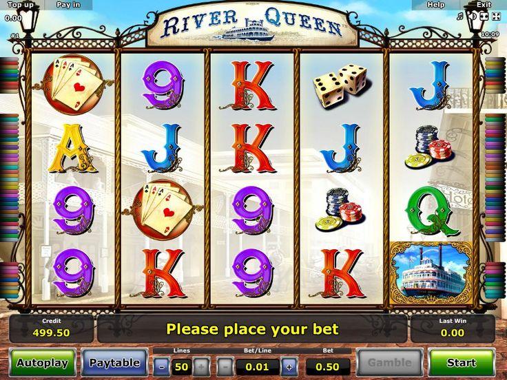 Gire agora nossa nova online grátis Jogo caça-níqueis River Queen - http://cacaniqueis77.com/river-queen/ - http://freeslots77.com/pt