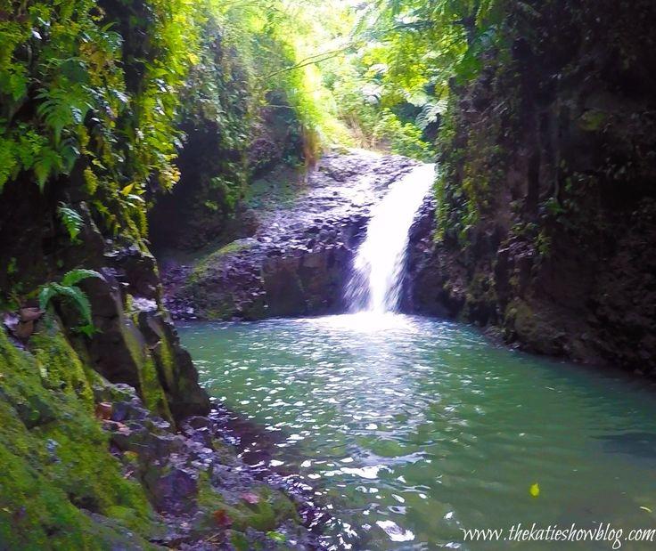 Maunawili Falls- waterfall hikes in hawaii