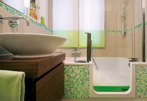 25 Small Bathroom Design Ideas: Best 25+ Modern Small Bathrooms Ideas On Pinterest