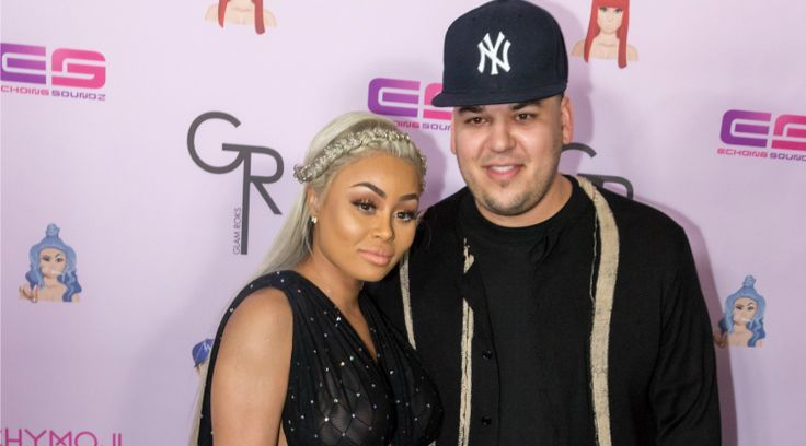 Rob Kardashian & Blac Chyna Broke Up, Kylie In The Middle Of Baby Shower Drama #Entertainment #News