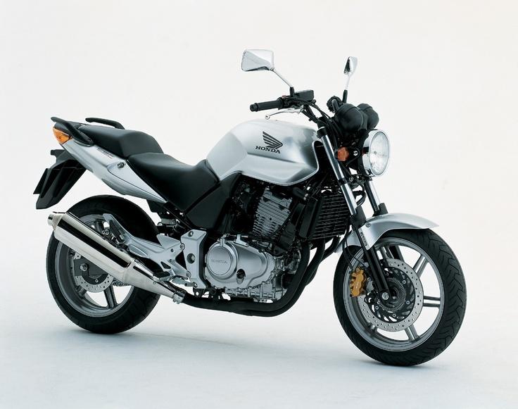 Honda CBF 600 - my motorcycle :) i love it!