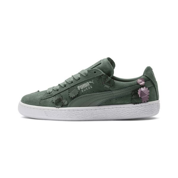 the best attitude 9f83b 142c3 Suede Classic Autumn Bloom Womens Sneakers | fashion ...